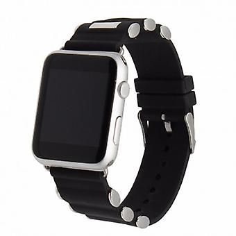 Apple Watch 38 mm Buckle bracelet-Silver