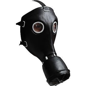 GP-5 Gas schwarzen Latex-Maske für Halloween
