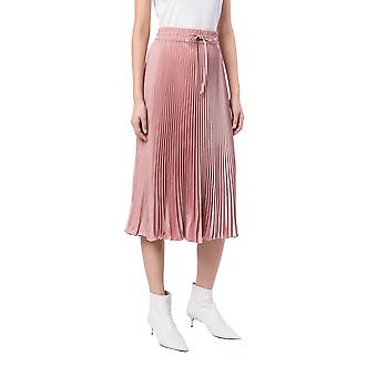 Red Valentino Pink Polyester Rock