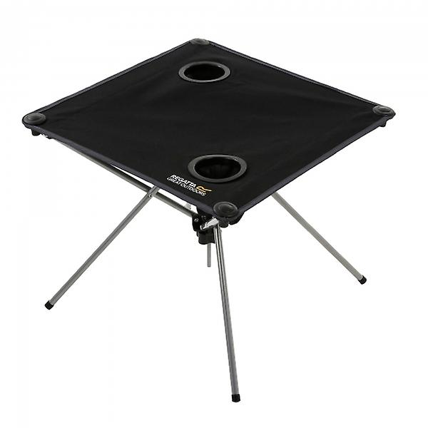Black Regatta Folding Prandeo Table With Cupholders lK1Jc3TF