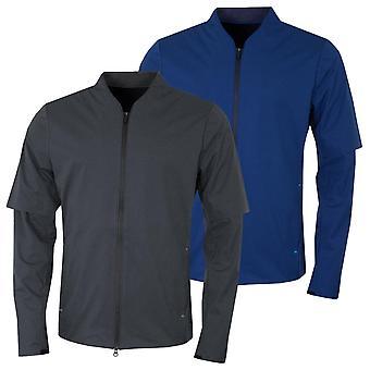 Oakley mens 2019 Albatross Full Zip chaqueta de lluvia