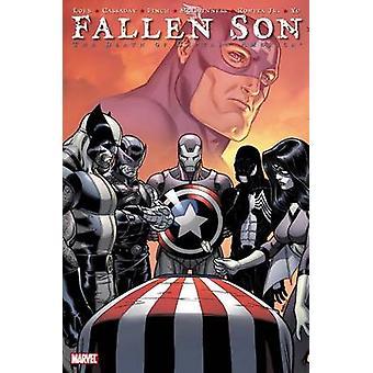 Fallen Son - The Death of Captain America by Jeph Loeb - David Finch -