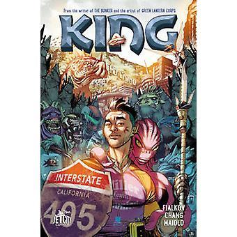 King - The Graphic Novel - Volume 1 by Joshua Hale Fialkov - Bernard Ch