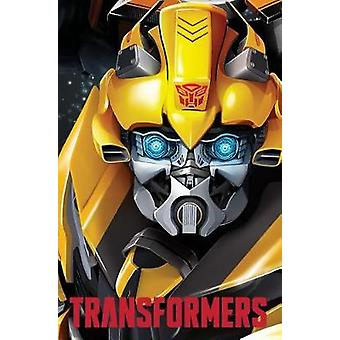 TRANSFORMERS BUMBLEBEE MOVIE PREQUEL TP FROM CYBERTRON WITH LOVE by T