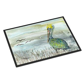 Carolines Treasures  SC2008JMAT Pelican Watercolor Indoor or Outdoor Mat 24x36