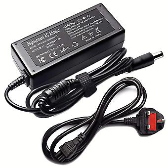 REYTID Replacement Laptop Charger for HP Pavilion DV4 DV6 DV7 90W AC Adapter Power Supply Lead, Cord Tip 7.4mm x 5.0mm