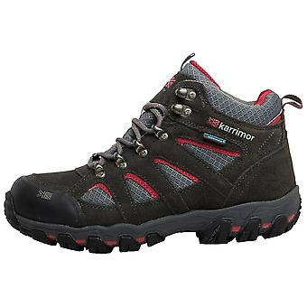Karrimor Dark Grey Womens Bodmin Mid 5 Weathertite Walking Boots