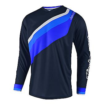 Troy Lee Designs Navy 2019 GP Air Prisma 2 Kids MX Jersey