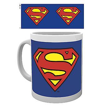 DC Comics Superman Logo Boxed Mug bevente