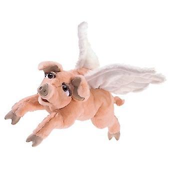 Hand puppet-Folkmanis-Flying Pig nieuwe speelgoed zachte pop pluche 3120