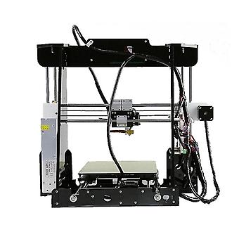 220w high precision diy 3d printer kit 220*220*240mm printing size 1.75mm 0.4mm nozzle