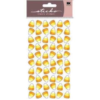 Sparkler Classic Stickers Candy Corn Treats E5220042