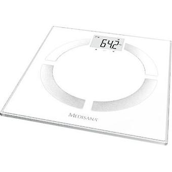 Analytical scales Medisana BS 444 connect Weight range=180 kg White