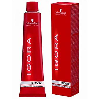 Schwarzkopf Professional Igora Royal 0,99 (Woman , Hair Care , Hair dyes , Hair Dyes)