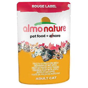 Almo nature Grilled Chicken With Apple (Cats , Cat Food , Wet Food)