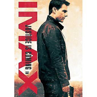 Jack Reacher mai tornare indietro la locandina del film (11 x 17)
