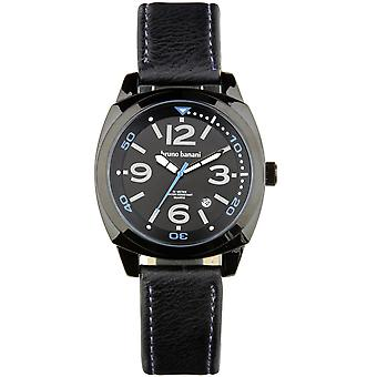Bruno Banani watch wristwatch of Ketos leather analog BR30020