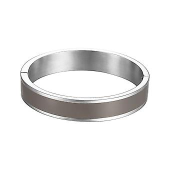 ESPRIT ladies bracelet Bangle Bracelet stainless steel classy taupe ESBA11380A620