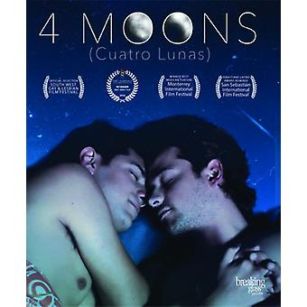 4 Moons [Blu-ray] USA import