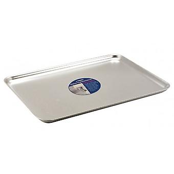 16 inch Aluminium Baking Tray For Cakes Muffins Bakery