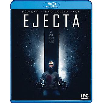 Ejecta [Blu-ray] USA import