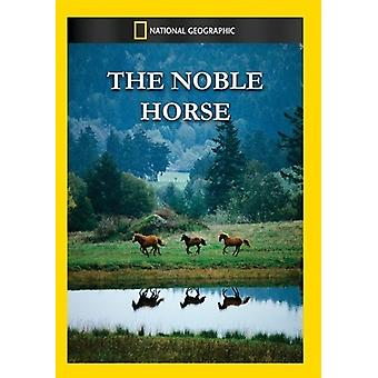 Noble Horse [DVD] USA import