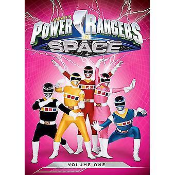 Power Rangers en espacio 1 [DVD] USA importar