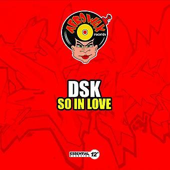 DSK - så i Love [DVD] USA import
