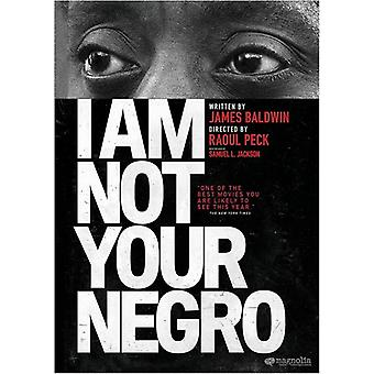 I Am Not Your Negro [DVD] USA import