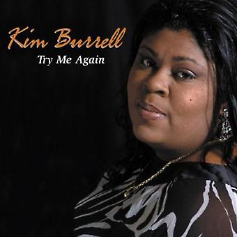 Kim Burrell - Try Me Again [CD] USA import