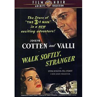 Marcher doucement Stranger (1950) [DVD] USA import