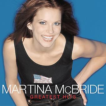 Martina McBride - Greatest Hits [CD] USA import
