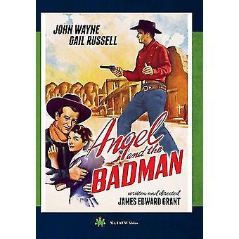 Ängel och Badman [DVD] USA import