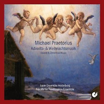 Michael Praetorius - Michael Praetorius: Adventslysekrans & Weihnachtsmusik [CD] USA import