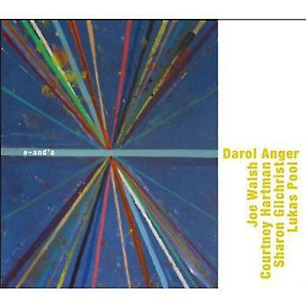 Darol vrede - E-and'a [CD] USA importerer