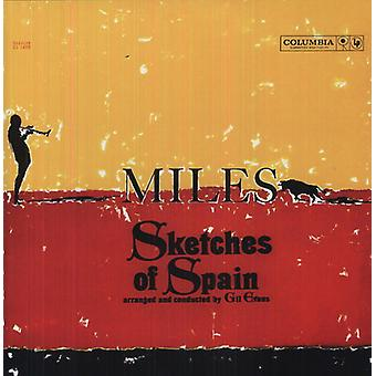 Miles Davis - Sketches of Spain [Vinyl] USA import