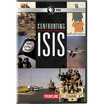 Frontline: Confronting Isis [DVD] USA import