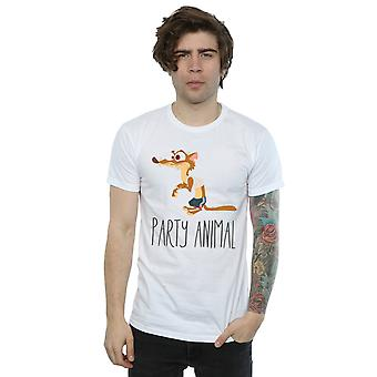 Disney Zootropolis Party Animal T-Shirt homme