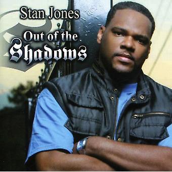 Stan Jones - ud af skyggerne [CD] USA importen