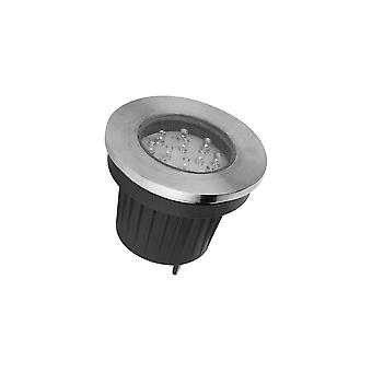 Konstsmide Arezzo Stainless Steel LED Ground Light