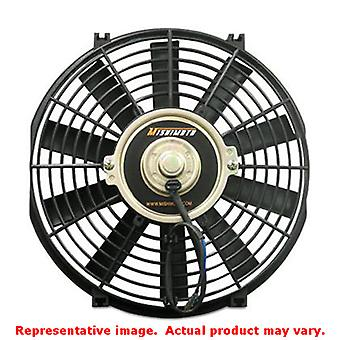 Mishimoto Radiator Fan MMFAN-16 Black 16in Fits:UNIVERSAL 0 - 0 NON APPLICATION