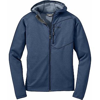 Outdoor Research Mens Starfire Hoody Dusk/Night (X-Large)