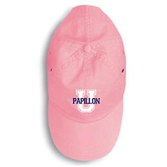 Carolines skatter 156U-4037-PKBL Papillon Baseball Cap 156U-4037