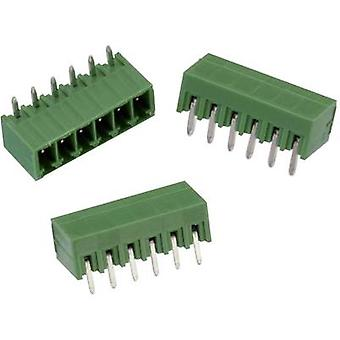 Pin enclosure - PCB 3221 Total number of pins 2 Würth Elektronik 691322110002 Contact spacing: 3.50 mm 1 pc(s)