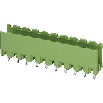Pin enclosure - PCB MSTBV Total number of pins 13 Phoenix Contact 1753657 Contact spacing: 5 mm 1 pc(s)