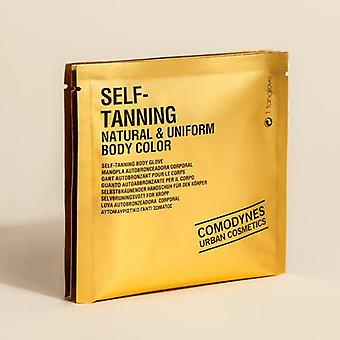Comodynes Self-Tanning Body Glove'25 (Cosmetics , Body  , Sun protection)