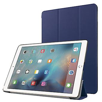 Premium Smart cover dark blue bag for NEW Apple iPad 9.7 2017