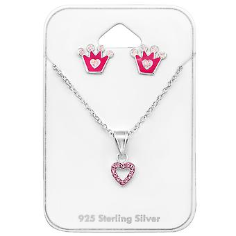 Princess - 925 Sterling Silver Sets - W33936x