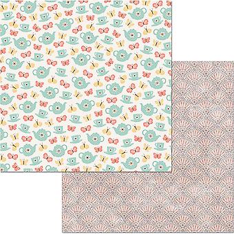 Early Bird Double-Sided Cardstock 12