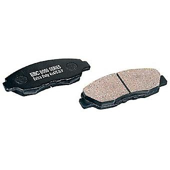 EBC Brakes DP61304 6000 Series Greenstuff Truck and SUV Brake Pad